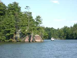 Lake Redstone Photo
